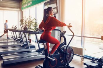 How To Exercise On An AirBike