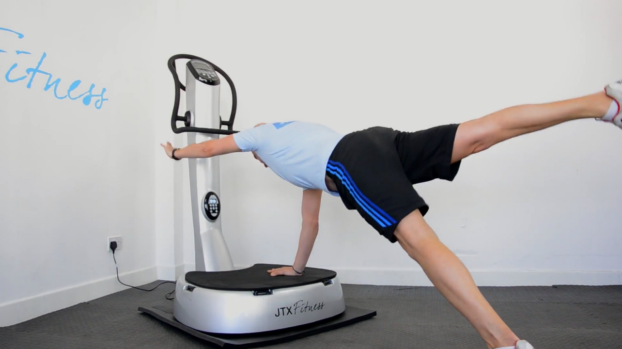 How Vibration Plate Work Your Body Out
